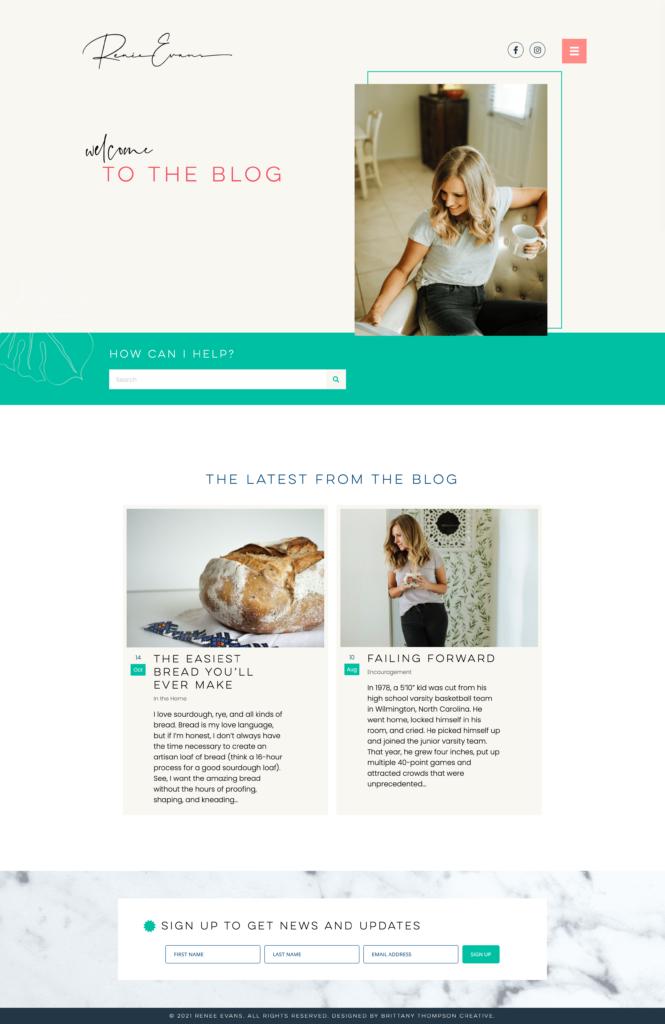 Renee Blog