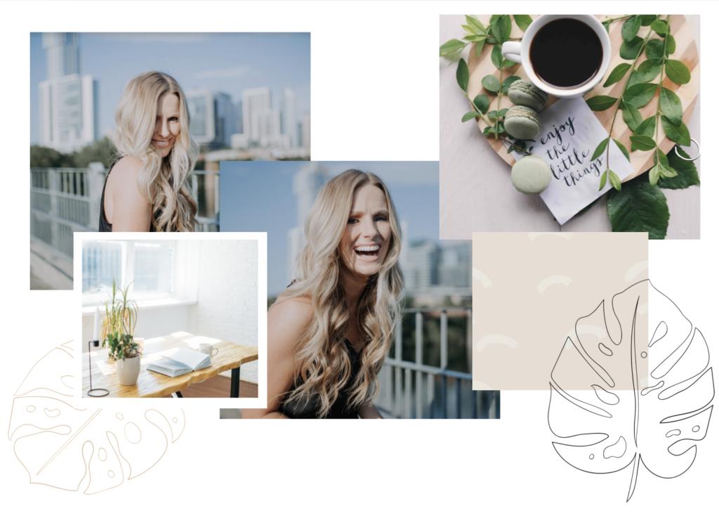 Renee Evans Branding BT Creative