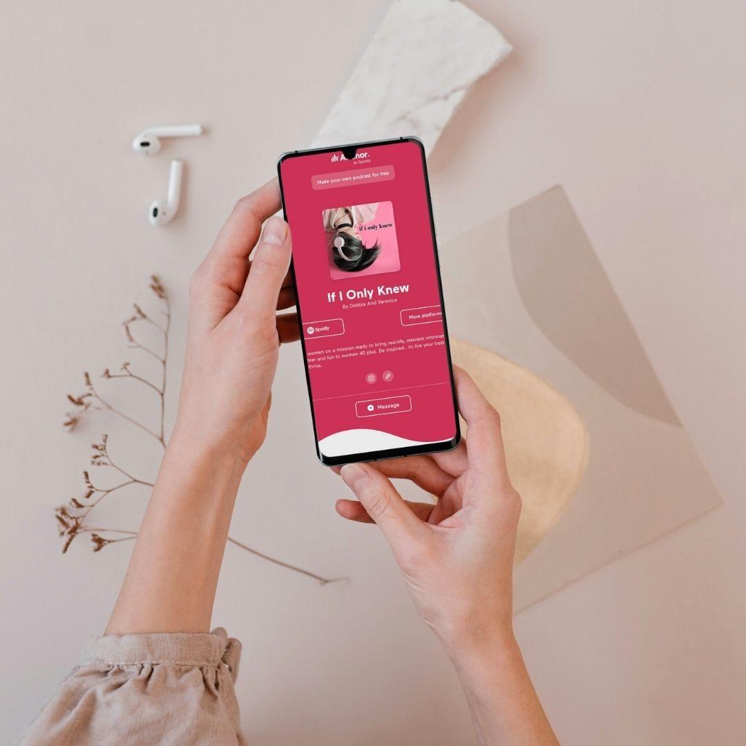 D+V Phone Portfolio